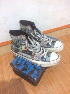 Sepatu Converse DC Comic Batman