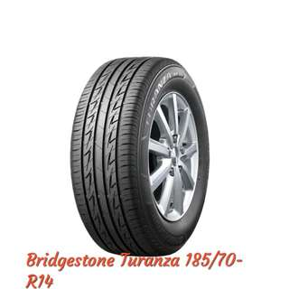 Bridgestone Turanza 185/70-R14