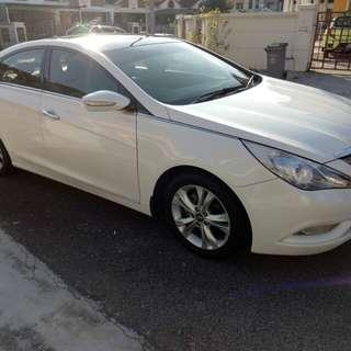 2012 Hyundai Sonata 2.0 GLS Premiun