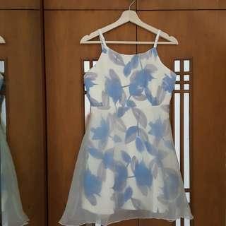 [NEW] Chiffon Floral Dress