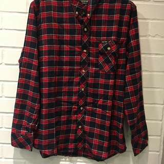 "Dnd execution flanell Shirt ""size L"""