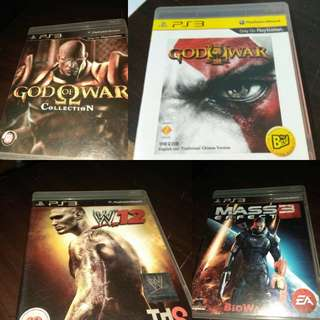 PS3 Games 4 Sale 🕹️