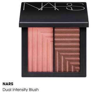 NARS Dual Intensity Blush (PM me for the shades available)