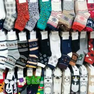 ICONIC Socks for SALE fresh from Korea!