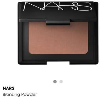 NARS Bronzing Powder (PM me for the shades available)