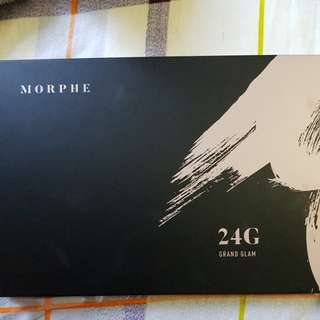 Morphe 24G Eyeshadow palette