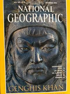 National Geographic Past 29 Copies