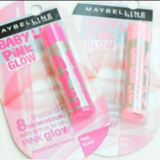 Maybelline Baby Lips in Baby Pink