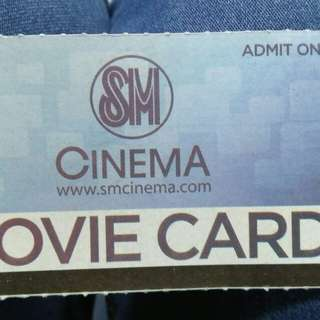 Php200 Movie Card