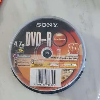 Sony DVD - R