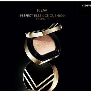 VIDI VICI 黃金玫瑰氣墊粉底 PERFECT ESSENCE CUSHION PACT SPF50+ PA+++ 一盒