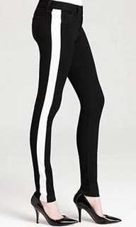 Black List White Pants (monochrome)