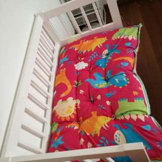 BABY BEDSIDE COT