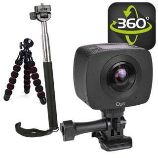 GIGABYTE JOLT Duo 360 Camera w/Lifestyle Kit