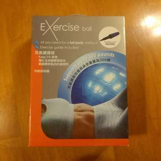 全新 健身球 ( New - Exercise Ball)