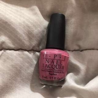OPI - Nail Lacquer in Not So Bora-Bora-Ing Pink