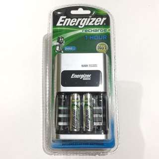 Energizer Recharge 1 Hour Battery Charger