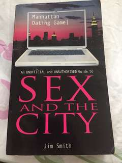 Sex And The City - Manhattan Dating Game