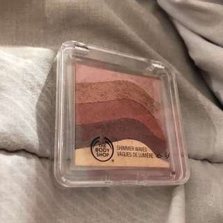 The Body Shop - Shimmer Waves in Bronze