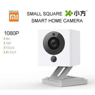 XIAOMI Mi Xiao Fang XiaoFang Small Square Smart Camera CCTV 1080p