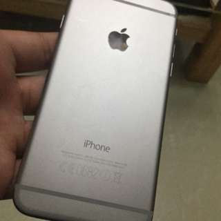 Authentic iPhone 6 Spacegray