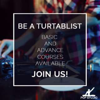 Turntablism Courses - Basic and Advance