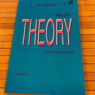 A Handbook of Music Theory