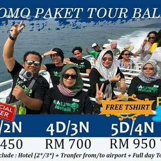 Paket bali tour 2018