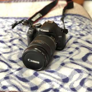 Canon EOS 450D Digital Camera