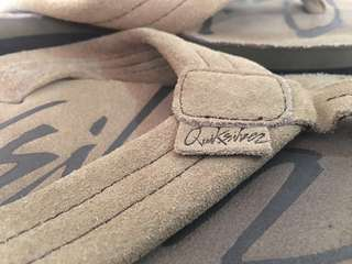 Quiksilver Slippers (brown)