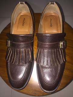 Stylish Aldo loafers up for grabs!!!!