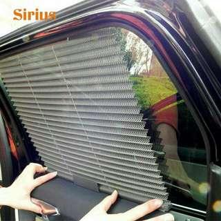 Tirai jendela mobil untuk pelindung matahari
