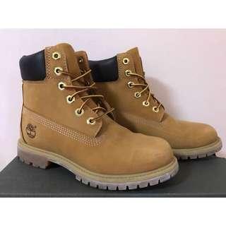 🚚 9成新 Timberland 經典黃靴 37號女靴 可議價