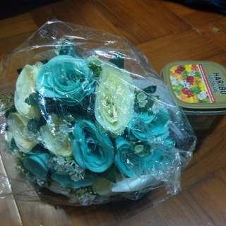 婚禮物資 手捧花