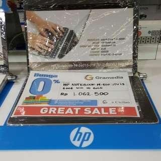 HP 14-BS006TU i3 Bisa Dicicil Pake KTP 3 Menit Cair