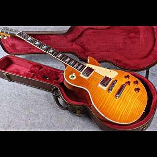 Gibson 1959 R9 LP Tiger Flamed Maple Inspired Electric Guitar (other models upon request)
