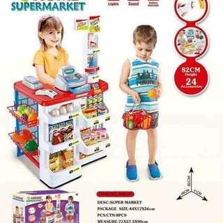 Supermarket toy