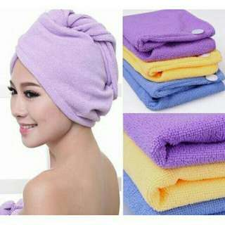 Hair Drying Towel