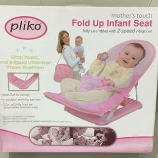 Pliko fold up infant seat