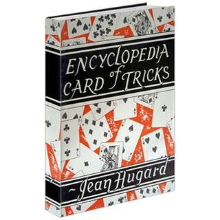 The Encyclopedia of Card Tricks (483 Page Full Colored Mega eBook)