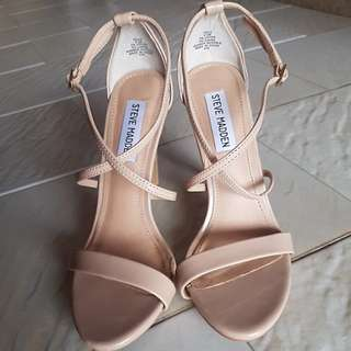 Steve Madden Stilettos (Preloved Strappy heels)