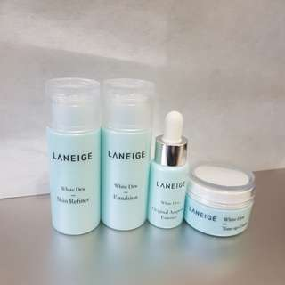 Laneige Trial Kit