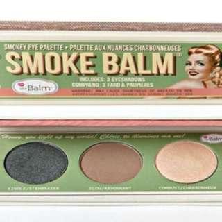 THE BALM SMOKE EYESHADOW PALETTE