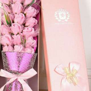 Special Day Soap Roses