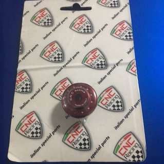 CNC Racing Oil Cap
