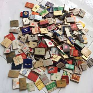 Vintage Matchbox Collection