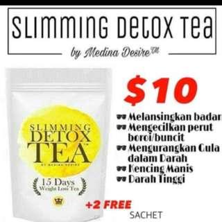 Detox Slimming Tea
