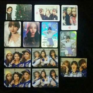 Twice Photocards
