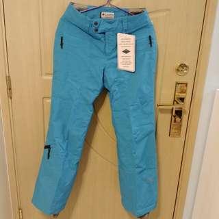 Columbia女裝防水滑雪褲ski pant