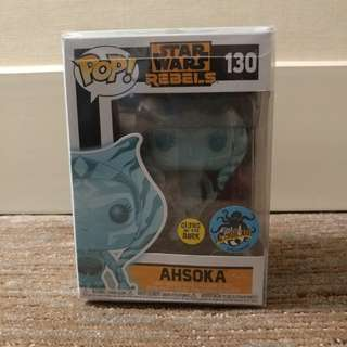 Star Wars Funko Pop GITD Ahsoka